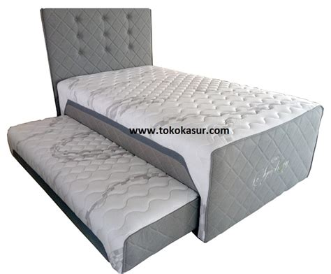 Kasur Alga Terbaru elite symphony 2in1 model terbaru toko kasur bed murah simpati furniture