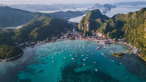 palawan philippines issues   spot fines  tourists