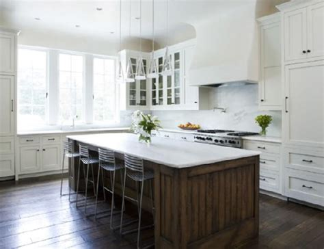 white kitchen wood island white kitchen cabinets with oil rubbed bronze hardware