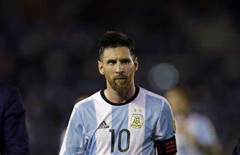 lionel messi biography in malayalam new argentine football boss messi ban unfair irregular