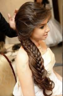 Supreme stylish wedding hair style 2013 for girls fashion health