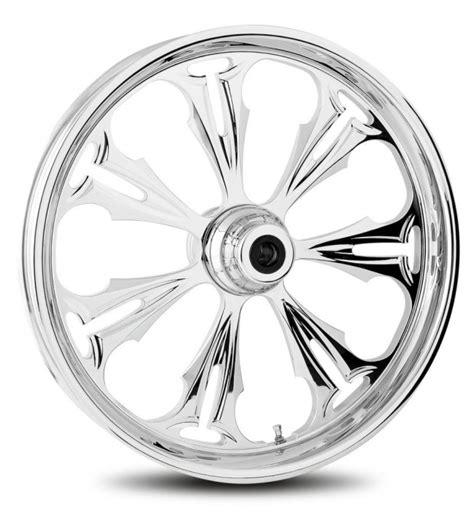 chrome components rc components chrome summit wheel package for harley models