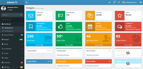 11 Best Free And Premium Responsive React Admin Templates React Chat Template