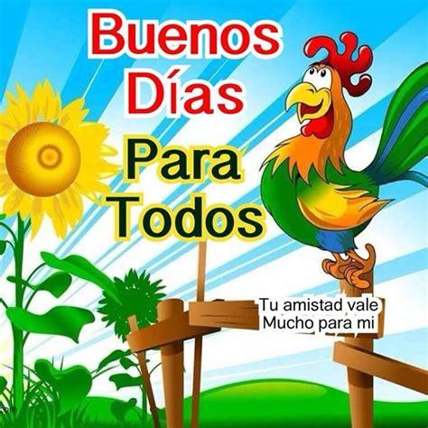 imagenes de buenos dias animadas en español pin de antonia mendez en buenos d 205 as pinterest buen