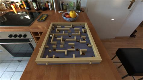 game design kitchen designing a labyrinth game with solidworks