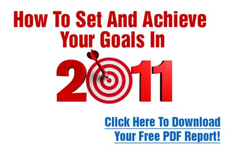 achieve anything how to set goals for children books how to set and achieve your goals in 2011 goal setting guide