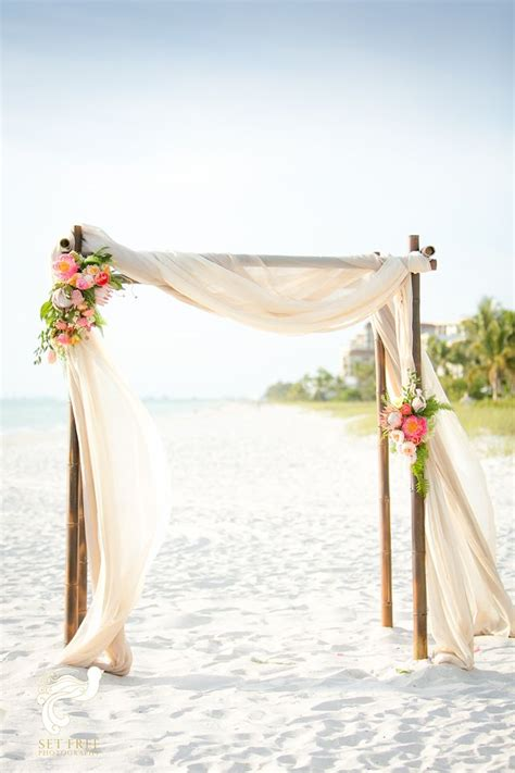 wedding arch drapes 25 best ideas about bamboo wedding arch on pinterest