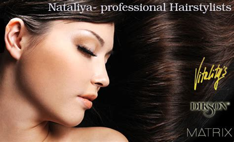 haircut deals cape town nataliya professional hairstylists vouchers spa beauty