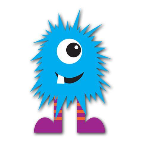 monsters free blue clip designability