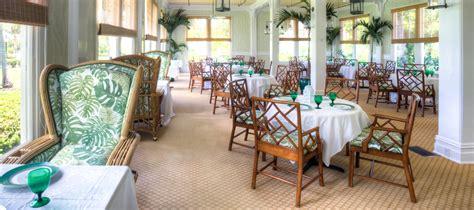 Gasparilla Inn Cottages by Dining Gasparilla Inn Club