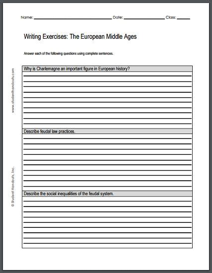 Middle Ages Essay by Middle Ages Essay