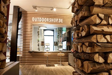 Out Door Store by Adco Outdoor Store By K U L T Objekt Freiburg Germany 187 Retail Design