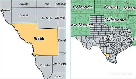 Webb County Search Webb County Map My