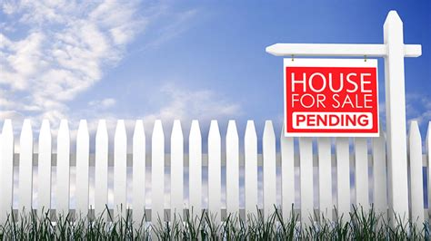 what does pending mean on a house why a quot pending sale quot doesn t mean that dream home is off the market just yet sean hayes