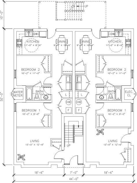 8 Unit Apartment Building Plans 2 Bedroom 1 Bath Keystone Place Apartmentskeystone