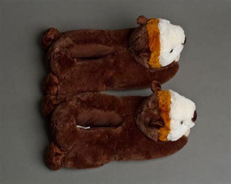 otter slippers otter slippers sea otter slippers otter animal slippers