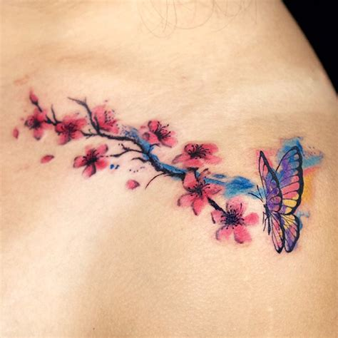 cool watercolor tattoos 25 extremely cool butterfly watercolor ideas