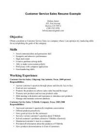 Sle Of Skills And Qualifications For A Resume by Exles Of Resumes Resume Social Work