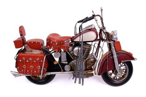el yapimi dekoratif metal motosiklet bueyuek boy