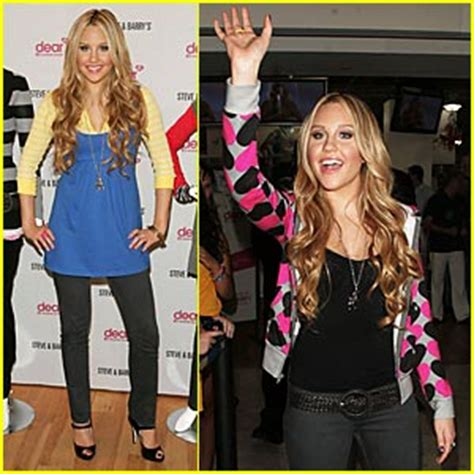 Dear By Amanda Bynes Clothing Line For Steve Barrys by Amanda S Dear Clothing Line Debut Amanda Bynes Just