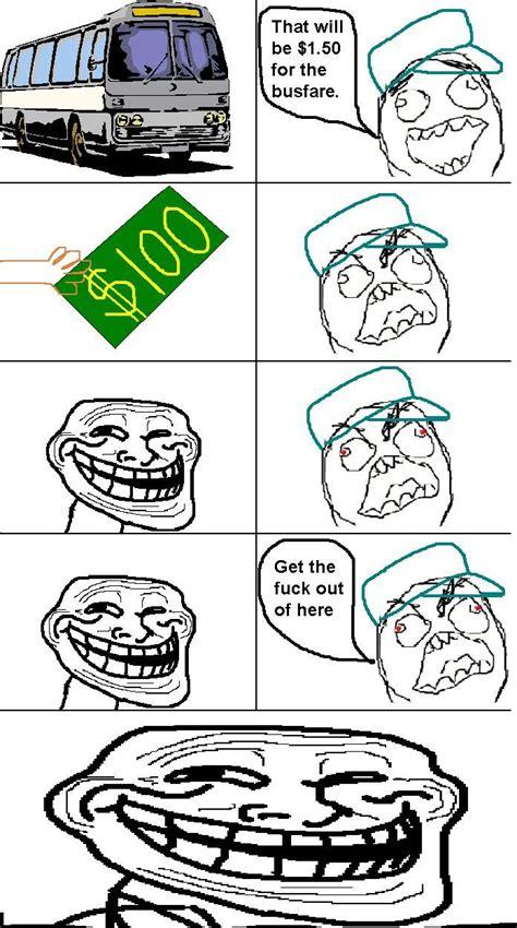 Cool Face Meme - image 5884 trollface coolface problem know