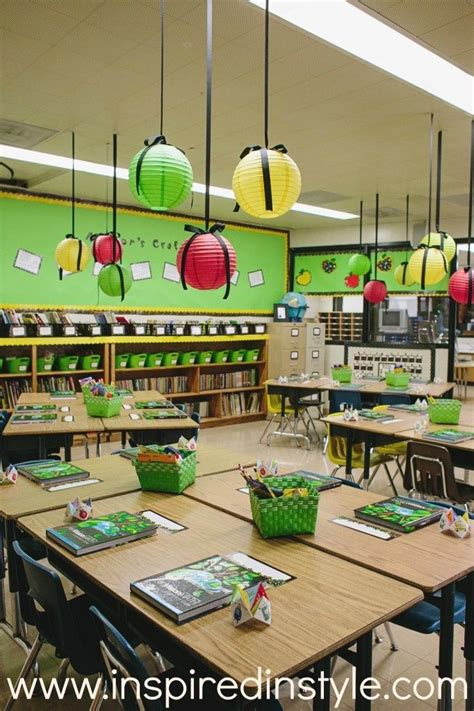 Hanging Classroom Decorations by 1000 Ideas About School Decorations On School