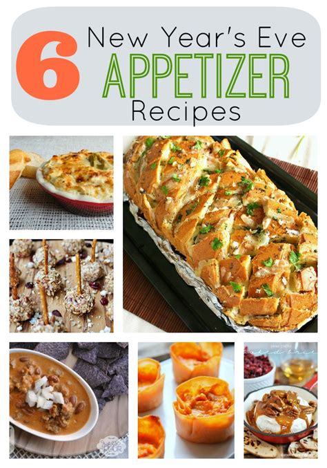 new year recipes traditional 6 new year s savory appetizer recipes skip to my lou