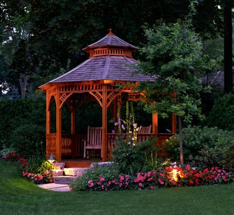 gazebo in garden 32 garden gazebos for creating your garden refuge