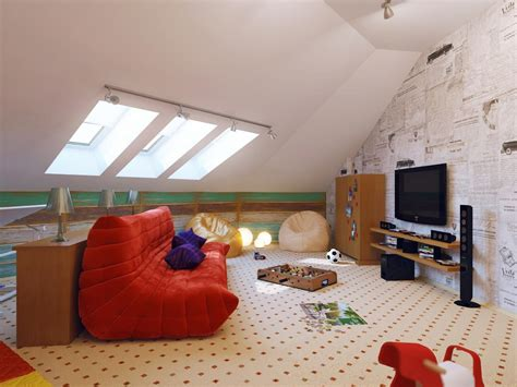 room idea 16 small attic room design ideas houz buzz