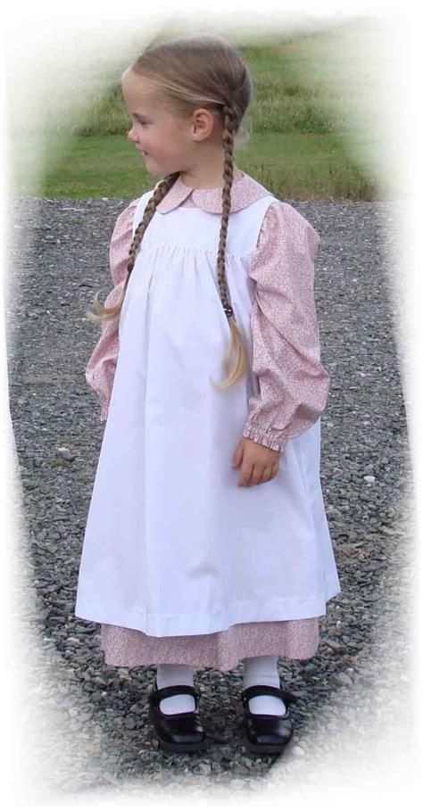 bonnet pattern little house laura ingalls wilder dress pinafore bonnet patterns