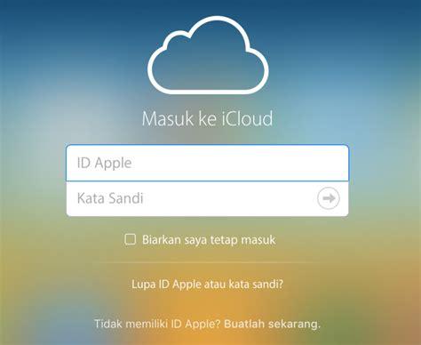 membuat akun icloud cara membuat akun apple id dari web tanpa iphone macpoin