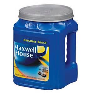 printable coupons and deals maxwell house coffee
