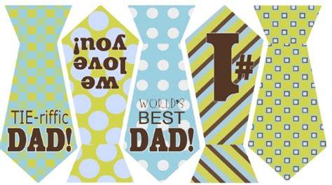 tie banner template diy s day gift ideas tinytipsbymichelle
