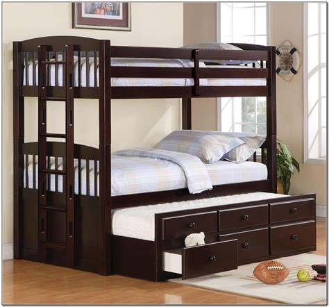 bunk bed with trundle desk and storage bunk bed with trundle and storage page home