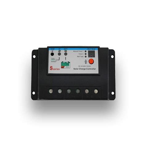Panel Tenaga Surya Sp10 Sseries solar charge controller sseries 20a