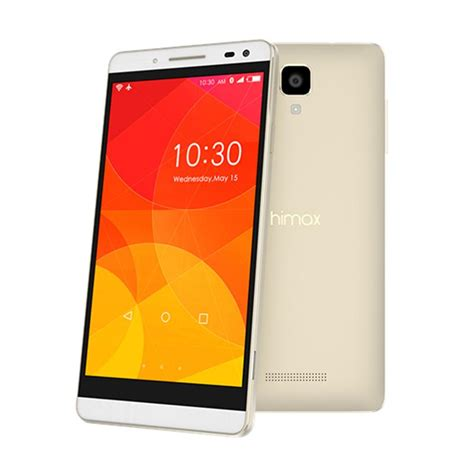 Himax 3s 8gb Gold jual himax 3s smartphone gold harga