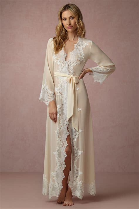 10 wedding worthy robes that ll make getting ready so much