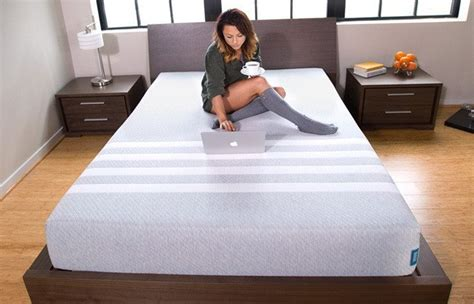 colchon nectar leesa mattress review luxury in a box