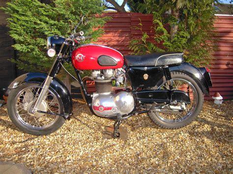 lightweight motocross classic vintage matchless g5 350cc 1960 lightweight