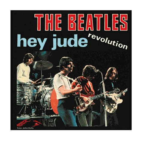 The Kitchen Collection by The Beatles Hey Jude Button