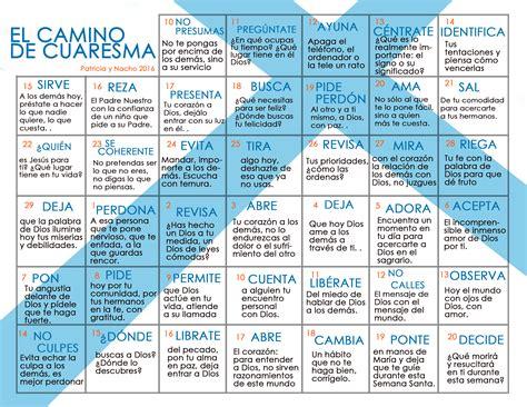 Calendario 2018 Mexico Miercoles De Ceniza Especial De Cuaresma El Camino De Cuaresma Calendario