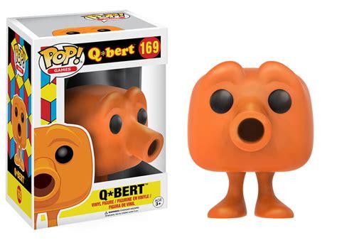 qbert figure classic q bert funko pop coming november fpn