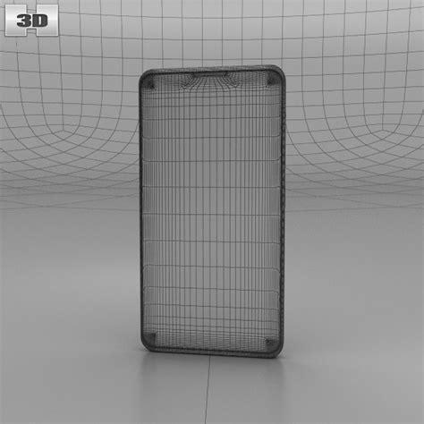 Acer Liquid Z520 Black acer liquid z520 black 3d model hum3d