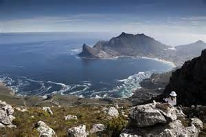 hout bay from table mountain national park by ramsay