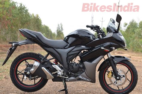 Suzuki Gixxer Suzuki Gixxer Sf Comprehensive Test Ride Review