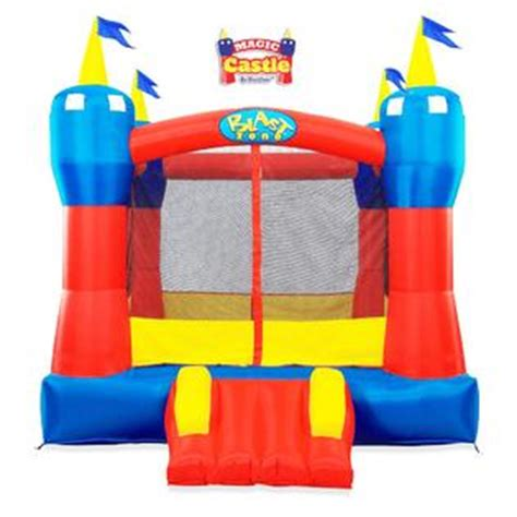 blast zone bounce house blast zone magic castle inflatable bounce house
