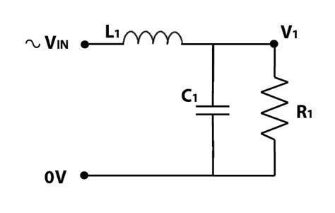 active low pass filter inductor order low pass filter inductor 28 images low pass filter design 171 engineering radio op