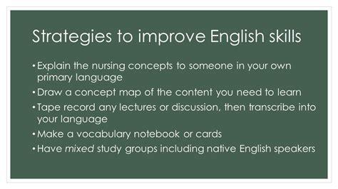 unit 8 how to improve language skills ppt