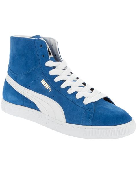 hi top shoes for hi top sneakers blue sneaker cabinet