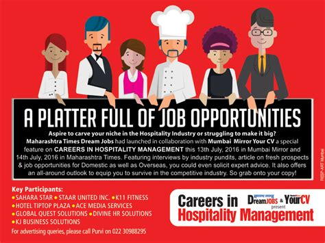 Career Opportunities Mba Hospitality Management by Events Ascent